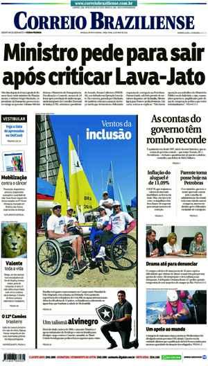 Correio Braziliense, 31 de Maio de 2016