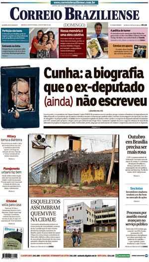 Correio Braziliense, 23 de Outubro de 2016