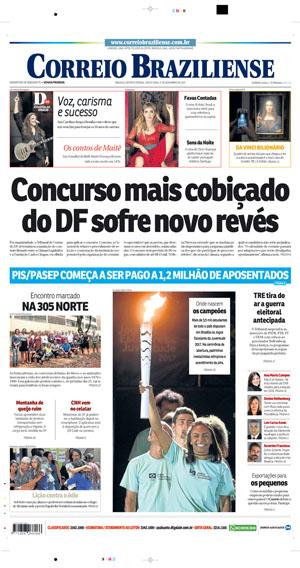 Correio Braziliense, 17 de Novembro de 2017