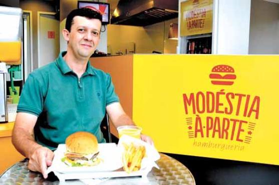 Fabiano Terra, da Modéstia à parte: marca forte (Antonio Cunha/Esp. CB/D.A Press)