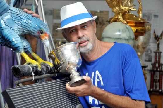 Wellington Vareta: na Aruc desde criança (Antonio Cunha/Esp. CB/D.A Press)
