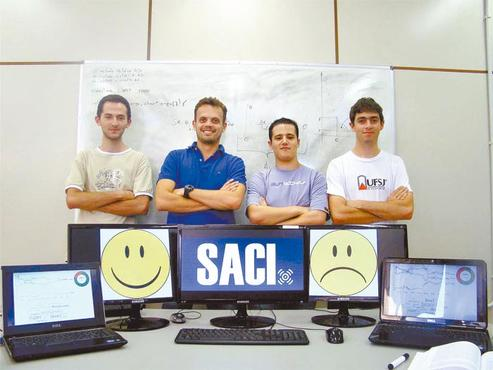 Equipe respons�vel pelo desenvolvimento: an�lise de at� 10 mil tu�tes por segundo