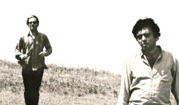Glauber Rocha agitou a cultura durante o regime militar, com filmes, artigos e provocações (Acervo Tempo Glauber)