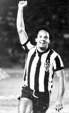 Por exigência de Geisel, punho erguido tirou Reinaldo da Seleção  (Arquivo EM/D.A Press )