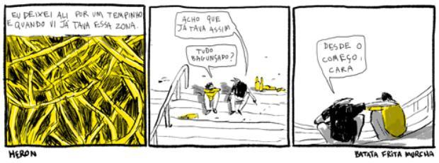 Heron Prado   (Coletivo Batata Frita Murcha /Divulgação )