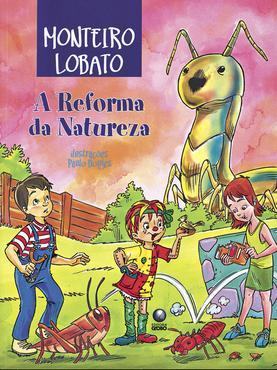 (Editora Globo/Monteiro Lobato/Reprodução)