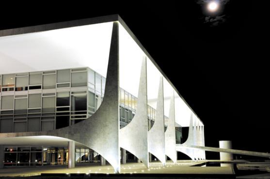 Palácio do Planalto (Marcelo Ferreira/CB /D.A Press)
