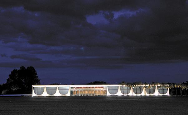 Palácio da Alvorada (Carlos Moura/CB/D.A Press)
