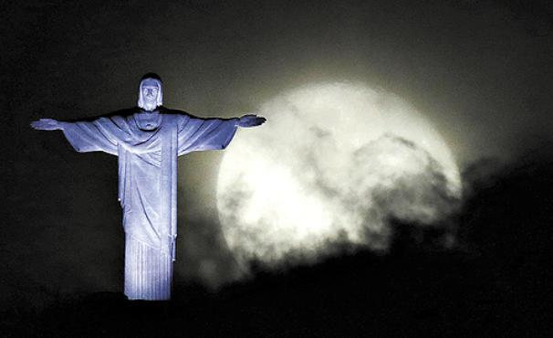 Cristo Redentor (Ricardo Moraes/Reuters)