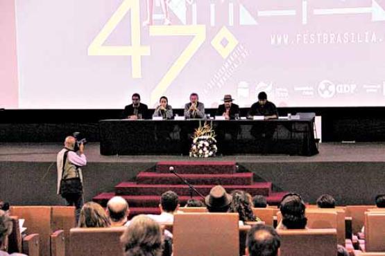Na divulgação do edital para o festival, a comissão organizadora revelou que os 50 anos da ditadura serão lembrados no evento (Rodrigo Viana/Divulgação)