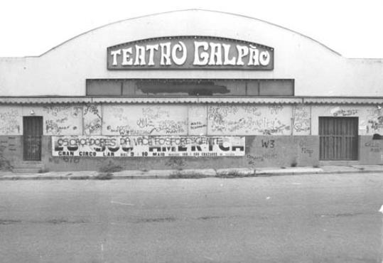 Em 1974, um antigo depósito se torna palco principal da cidade. Grande agitação artística até o declínio, a partir dos anos 1990