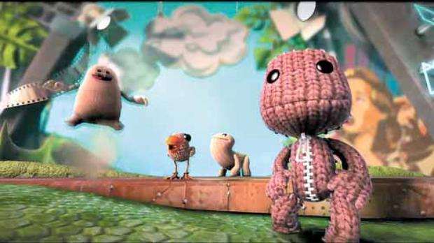 A continua��o de LittleBigPlanet conta com novos personagens, cada um com um conjunto espec�fico de habilidades (Sony/Divulga��o)