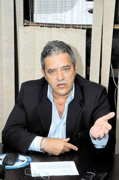 Alexandre Lima foi demitido da institui��o (Paulo de Ara�jo/CB/D.A Press - 22/8/08)