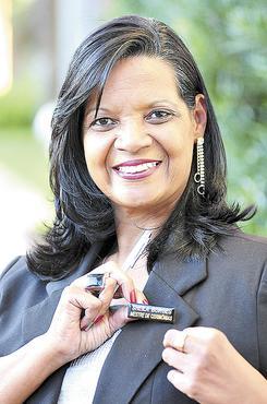 Sheila acredita que o projeto estimulará o profissionalismo (Bruno Peres/CB/D.A Press )