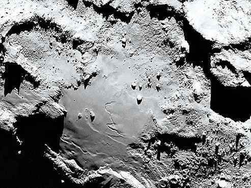(ESA/Rosetta/AFP)
