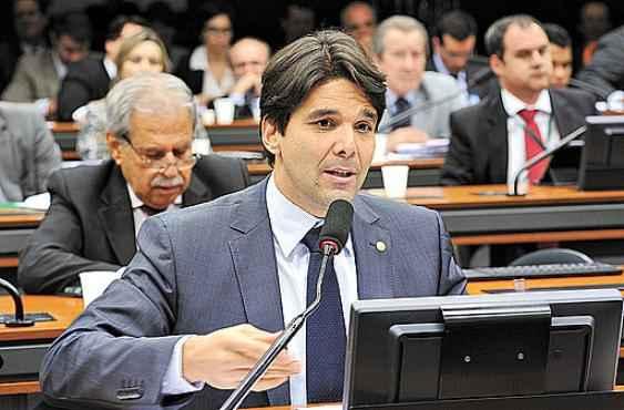 Felipe Maia acredita que a lei disfarça a deficiência no ensino superior (Lucio Bernardo Jr./Câmara dos Deputados - 8/2/14)