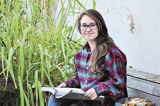 A moradora do DF Camila Sidersky, 17 anos, quer fazer design em Minas Gerais: