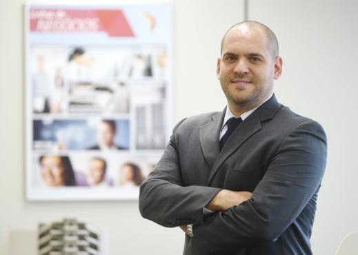 Henrique foi chamado para uma posição melhor na antiga empresa (Ed Alves/CB/D.A Press )