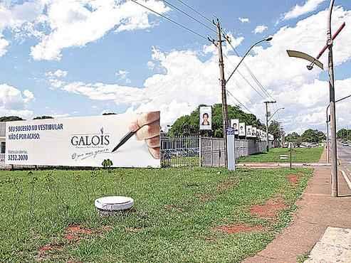A direção do Galois alegou que a dívida citada pela Justiça seria de outra empresa e estaria prescrita (Lucio Oscar Pinheiro/Divulgação)