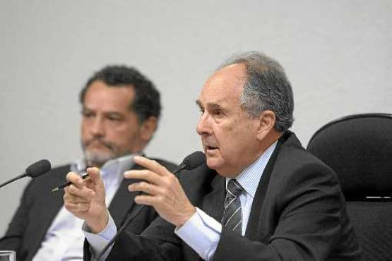 Cristovam era o governador do DF quando o PAS foi implantado (Edilson Rodrigues/Ag�ncia Senado - 25/8/14)