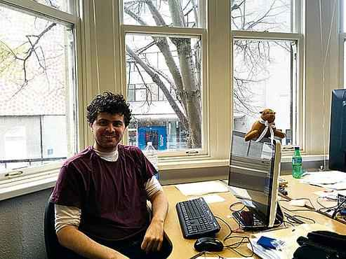 Gabriel Lins faz doutorado em psicologia social experimental no Reino Unido com bolsa do CsF (Arquivo Pessoal)