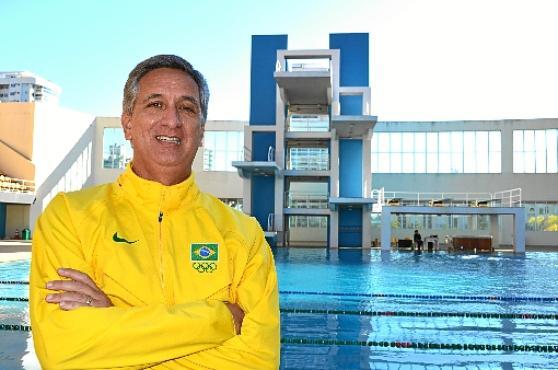 Marcus Vinicius Freire, do COB (Comitê Olímpico do Brasil / Divulgação)