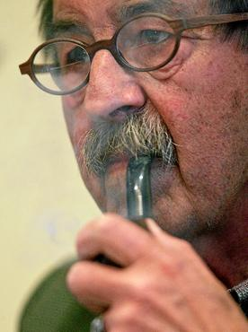 Ganhador do Prêmio Nobel, Günter Grass morreu no norte da Alemanha (Pedro Armestre/AFP - 21/5/07)