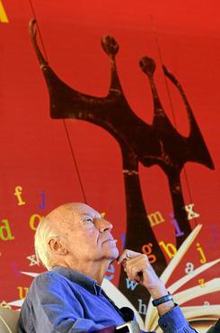 Eduardo Galeano 1940 - 2015 (Carlos Vieira/CB/D.A Press)