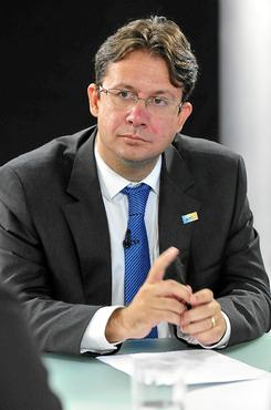 Délio Lins e Silva, da Pró-Advogado (Valerio Ayres/CB/D.A Press - 30/10/15)