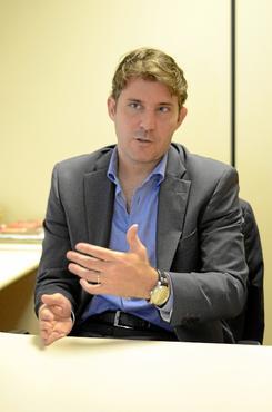 Carlos Eduardo Brisolla, procurador do MPT (Jhonatan Vieira/Esp. CB/D.A Press)