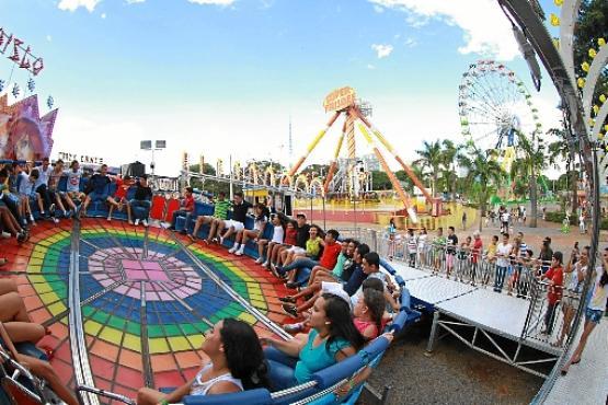 O parque Nicolândia diverte o brasiliense há várias gerações  (Reprodução/Internet)