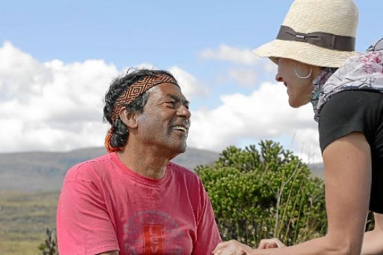 Cena de Amazônia - O despertar da florestania, que entra na segunda semana de exibição: uma vitória (Reprodução/Divulgação)