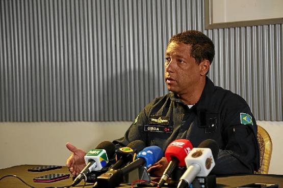 Almirante Sergio Guida: potencial antártico precisa ser mais explorado (Fotos: José Carlos Vieira/CB/D.A Press)