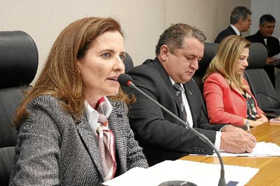 Ludmila Galvão, procuradora-geral do DF: