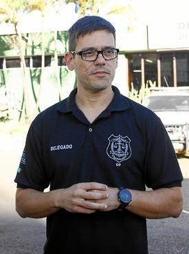 Paulo Henrique de Almeida: delegado não definiu indiciamento ( Ana Rayssa/CB/D.A Press)