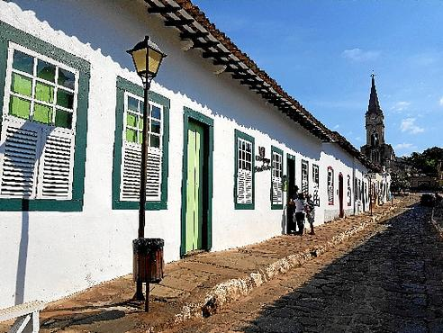 À beira do Rio Vermelho, a casa onde Cora Coralina morou e escreveu a maioria dos seus contos e poemas hoje é um museu que conserva a memória da escritora  (Renato Alves/CB/D.A Press)