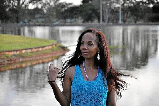 Simone Borges, primeira negra a receber Fundo de Apoio à Cultura: