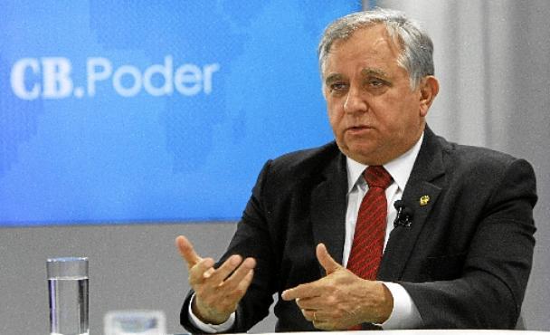 Izalci Lucas (PSDB)  (Ana Rayssa/CB/D.A Press - 29/5/19 )