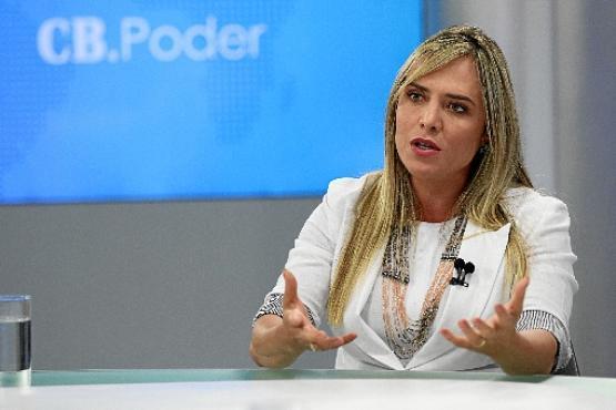 Celina Leão (PP)  (Arthur Menescal/Esp. CB/D.A Press - 11/12/18)