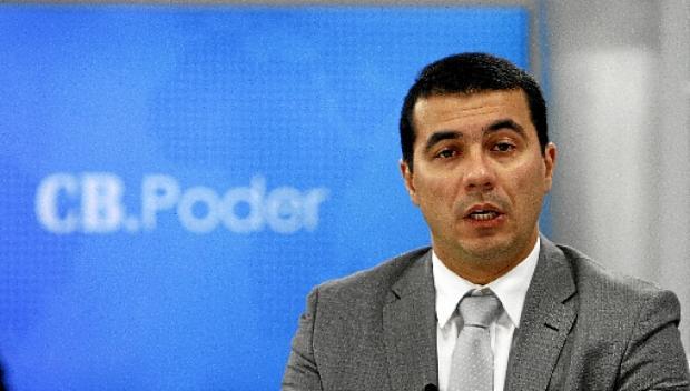 Luís Miranda (DEM) (Ana Rayssa/Esp. CB/D.A Press - 4/12/18)