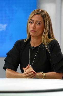 Flávia Arruda (PL)  *Procurada pelo Correio, a parlamentar não se manifestou sobre o tema até o fechamento desta edição (Ana Rayssa/CB/D.A Press - 4/11/19)