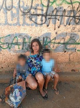 O assassinato de Gláucia Sotero também é investigado como feminicídio (Facebook/Reprodução)