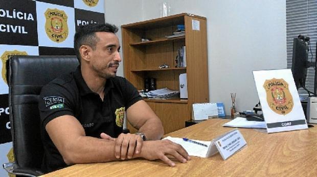 Segundo Bruno Carvalho, um dos investigadores, vítimas tinham as %u201Cpretensões negadas em decorrência da descoberta do golpe pelas operadoras%u201D (PCDF/Divulgação)