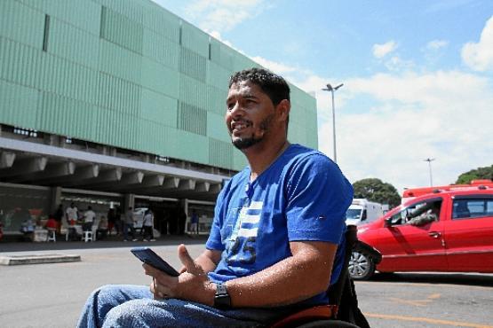 Para Moisés Maciel, a tecnologia representa qualidade de vida: