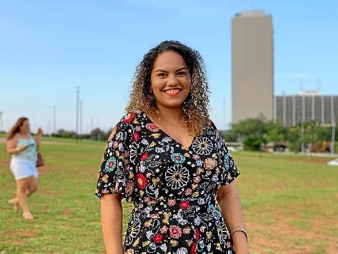 Sanatyelle Alves, moradora de Teresina (PI):