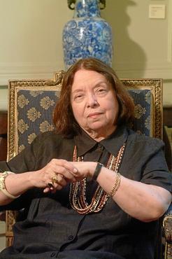 Nélida Piñon (TV Brasil/Divulgação)