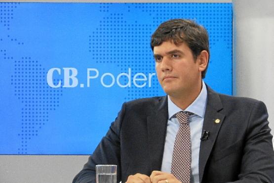 Presidente da CLDF, Rafael Prudente, diz que trabalho foi alinhado com o Executivo (Tailana Galvao/Esp. CB/D.A Press)