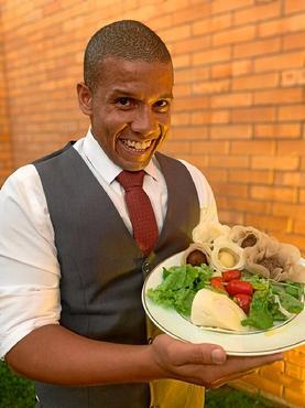 Victor Hugo Machado: para o nutricionista, equilíbrio é a chave para uma vida saudável (Arquivo Pessoal)