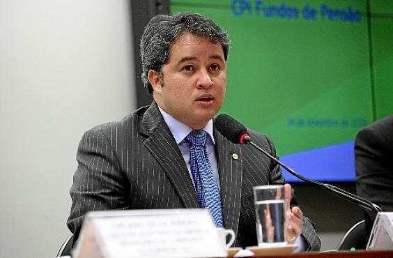 (Antonio Araújo/Câmara dos Deputados - 24/11/15)