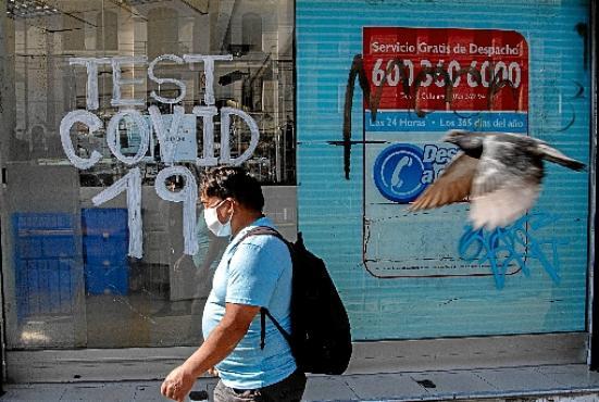 sANTIAGO, CHILE (Martin Bernetti/AFP)